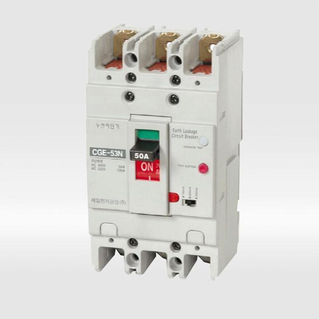 ELCB (chống dò điện) Cheil CGE-53N
