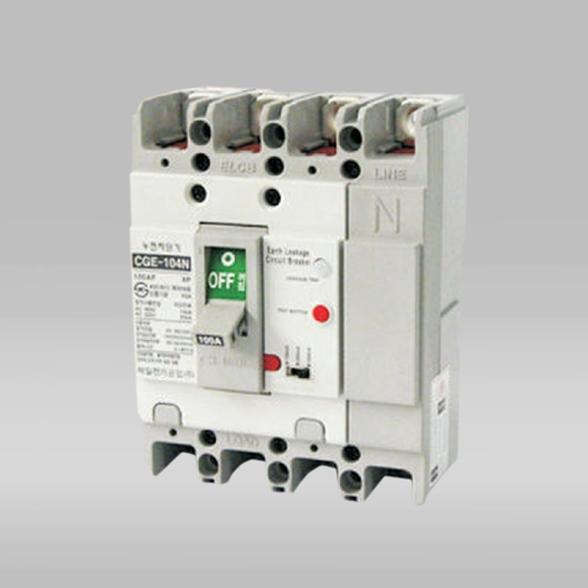 ELCB (chống dò điện) Cheil CGE-104N