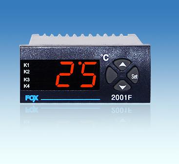 Bộ điều khiển nhiệt độ Conotec FOX-2001F