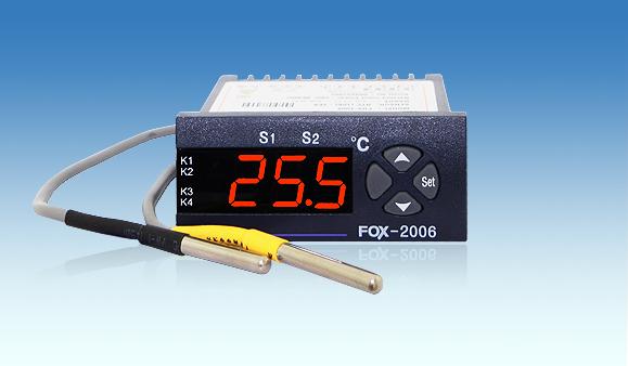 Bộ điều khiển nhiệt độ Conotec FOX-2006
