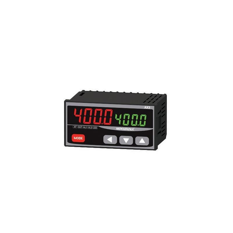 Bộ điều khiển nhiệt độ Hanyoung AX3-1A
