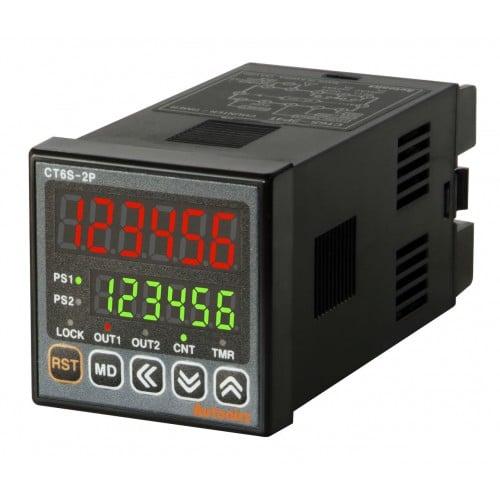 Bộ đếm / bộ định thời Autonics CT6S-1P4