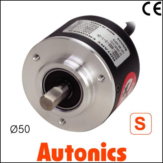 Encoder Autonics E40S6-5000-3-T-24
