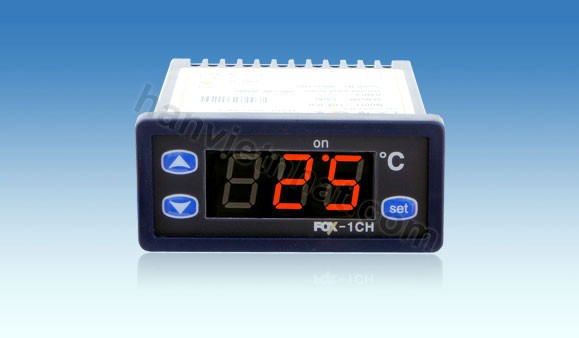 Bộ điều khiển nhiệt độ Conotec FOX-1CH
