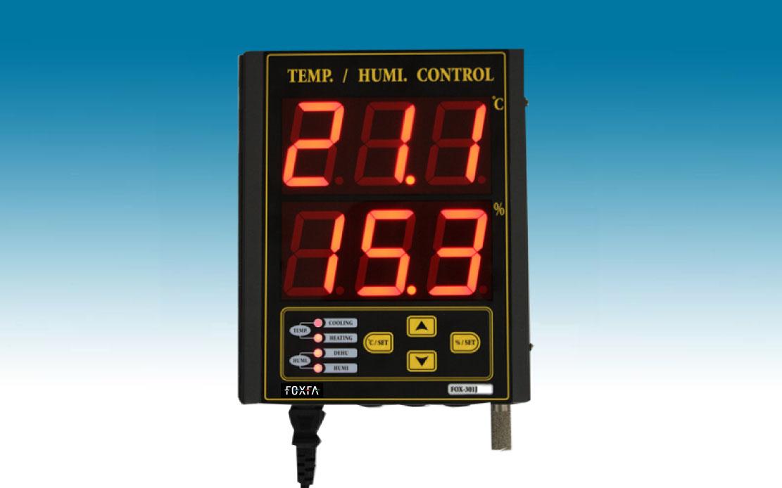 Bộ điều khiển nhiệt độ Conotec FOX-301JB