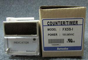 Bộ đếm / bộ định thời Autonics FX5S-I