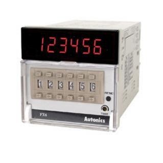 Bộ đếm / bộ định thời Autonics FX6-I