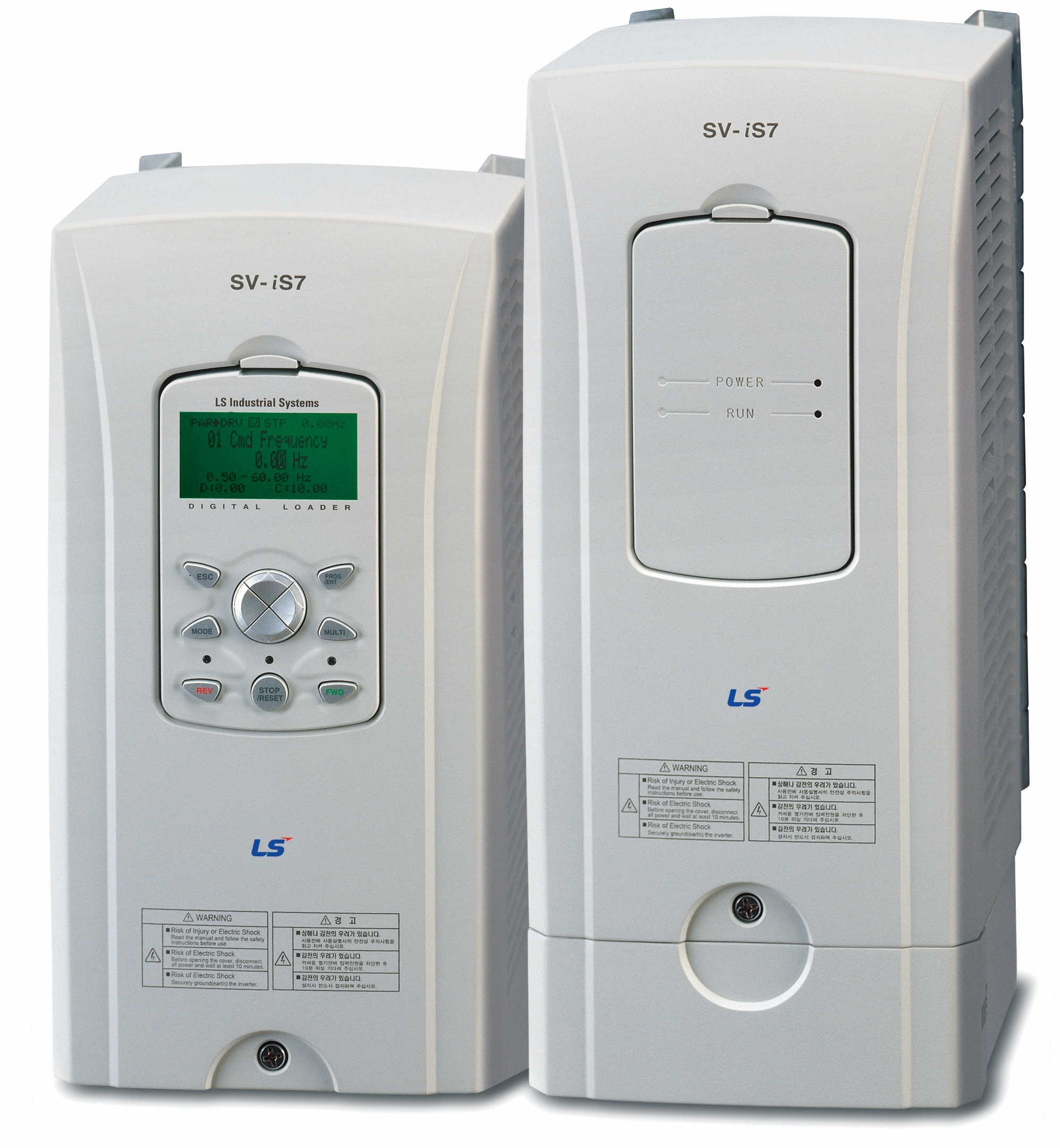 Biến tần LS SV0110IS7-2NO