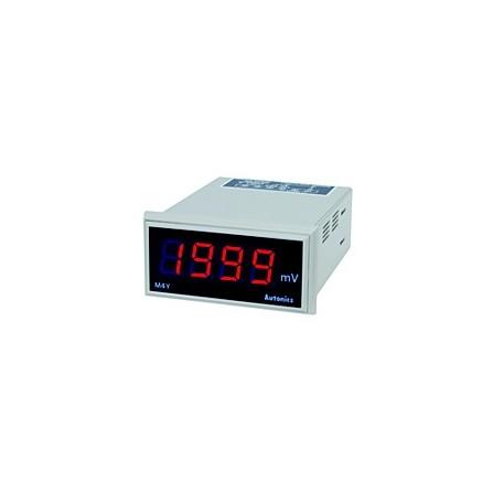 Đồng hồ đo volt amper digital panel meter M4Y-AA/AV