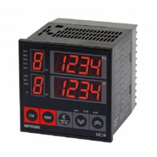 Bộ điều khiển nhiệt độ Hanyoung MC9-8R-D0-MM-N-2
