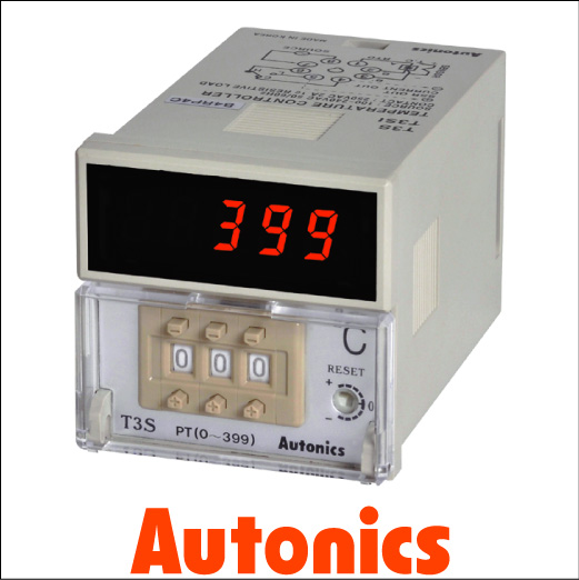 Điều khiển nhiệt độ Autonics T3S