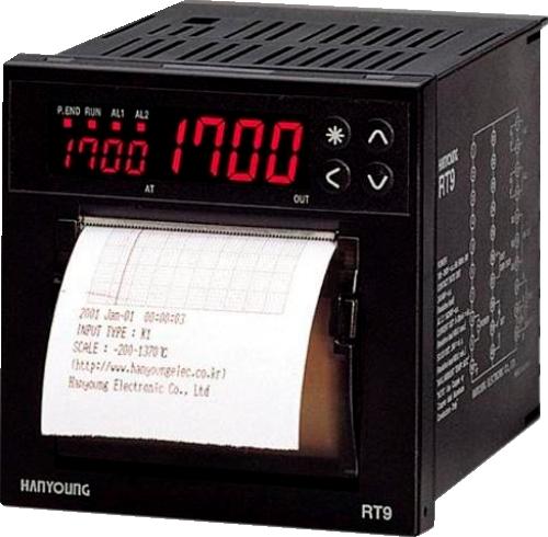 Bộ điều khiển nhiệt độ Hanyoung RT9-000