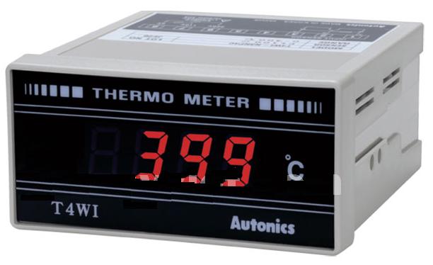 Đồng hồ hiển thị nhiệt độ Autonics T4WI