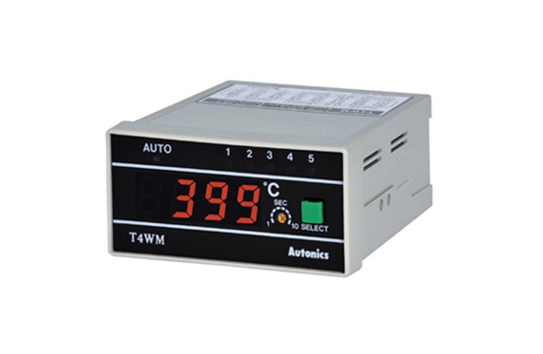Điều khiển nhiệt độ Autonics T4WM