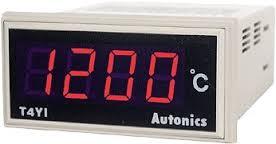 Đồng hồ hiển thị nhiệt độ Autonics T4YI