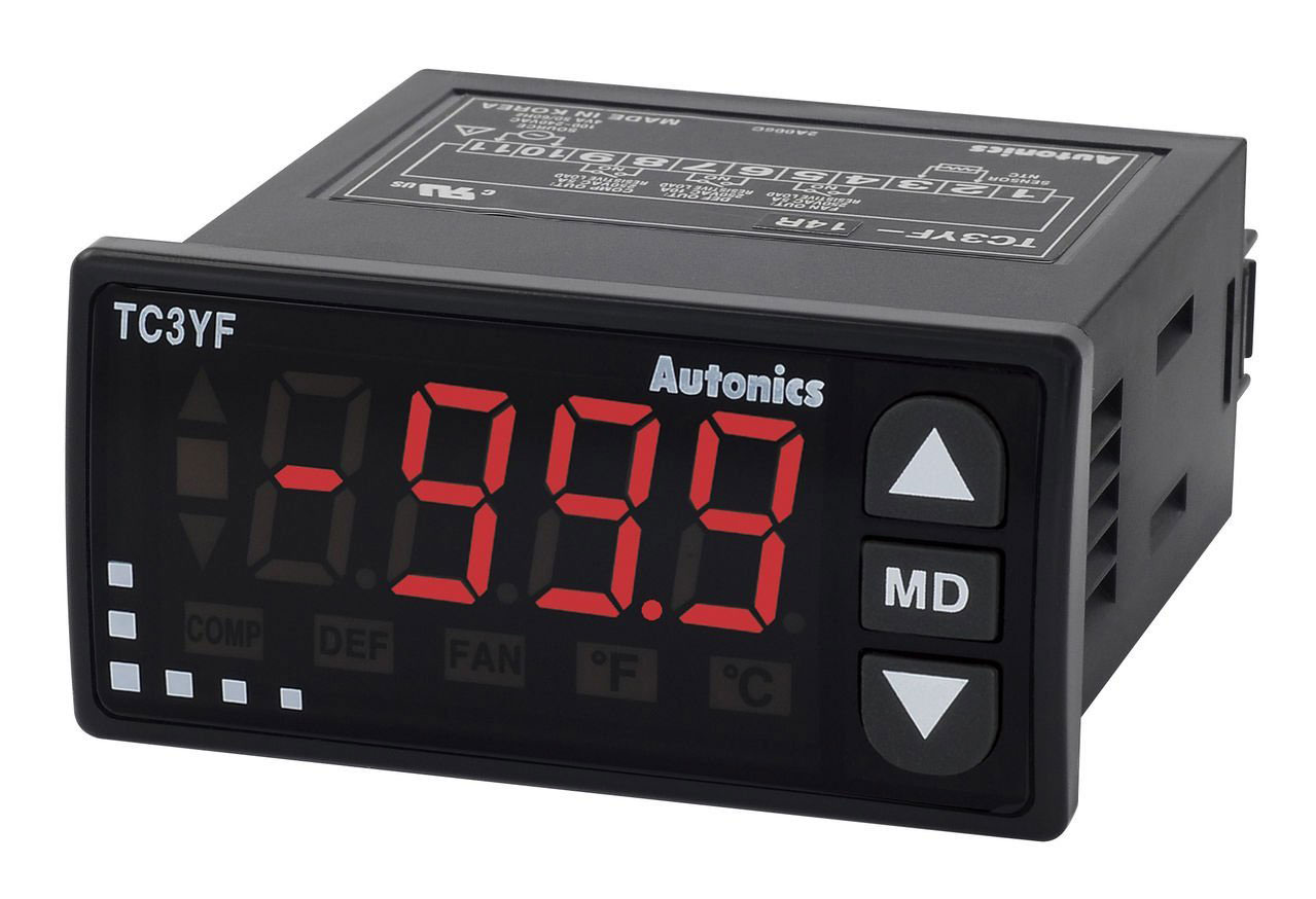 Điều khiển nhiệt độ Autonics TC3YF-34R-NTC