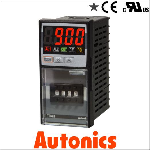 Điều khiển nhiệt độ Autonics TD4H-24R/C
